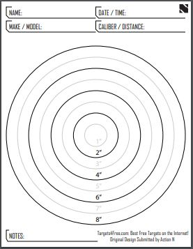 image relating to Printable Bullseye referred to as Bullseye Concentration via Phase N (Printable for No cost) - Ambitions4Free of charge