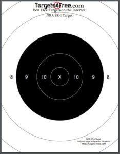Targets4free Free Printable Shooting Targets