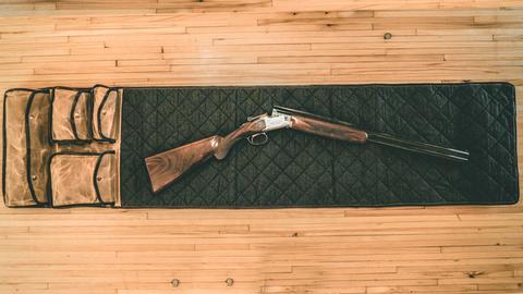 Sage & Braker Gun Cleaning Mat Targets4Free 1